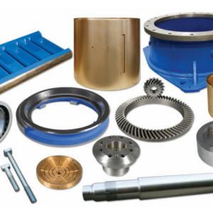 Запасные части для дробильно-сортировочных установок